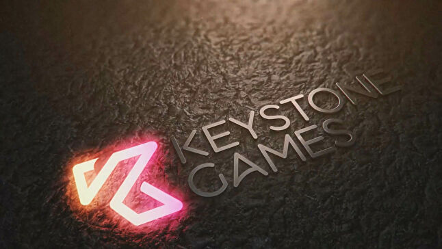 Keystone Games operates like any other games publisher - except the majority of its profits are donated to charity