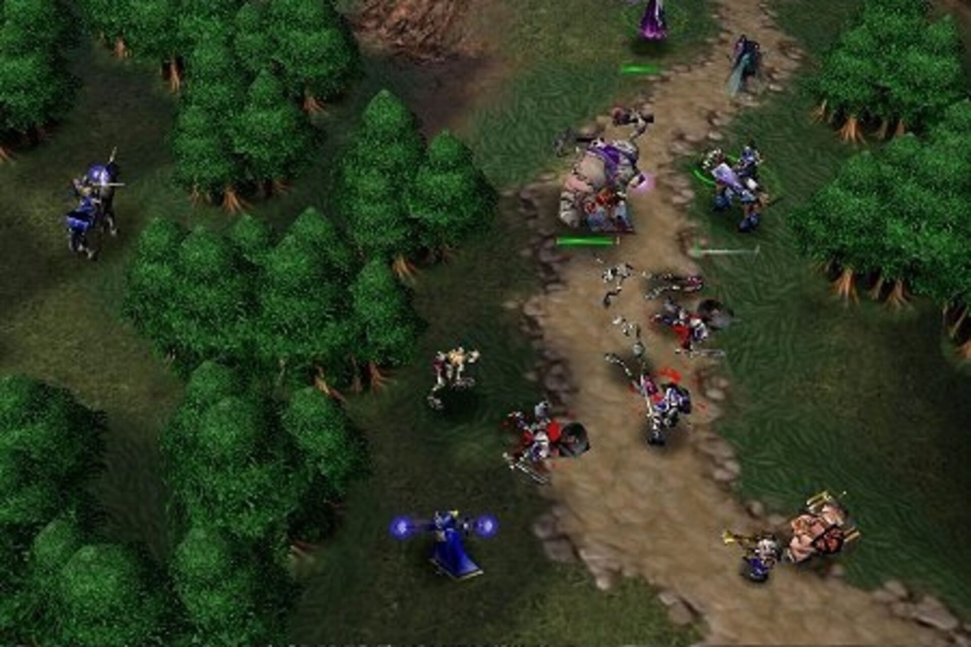 Warcraft 3 has a new public test realm • Eurogamer net