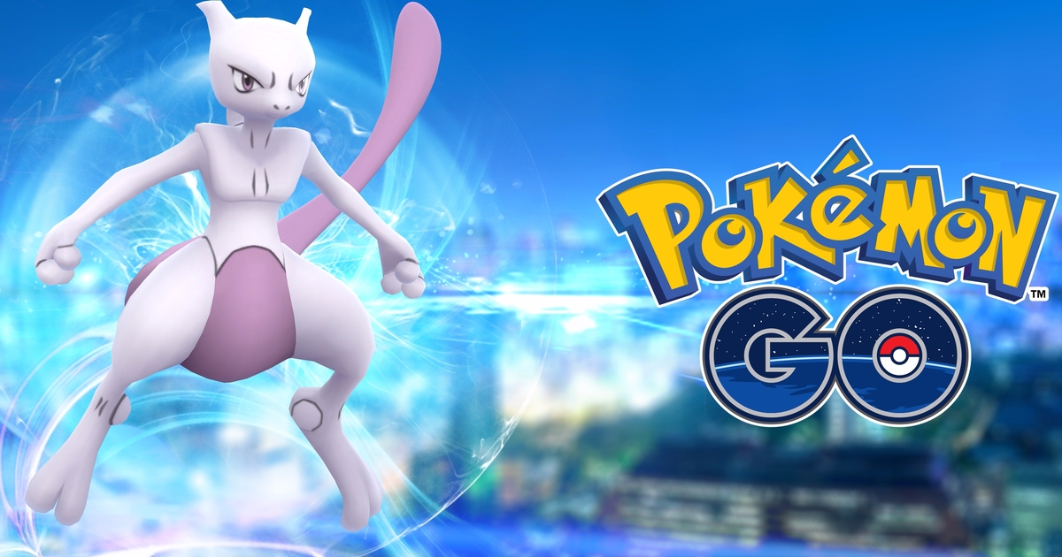 pok mon go introduceert speciale mewtwo raids. Black Bedroom Furniture Sets. Home Design Ideas