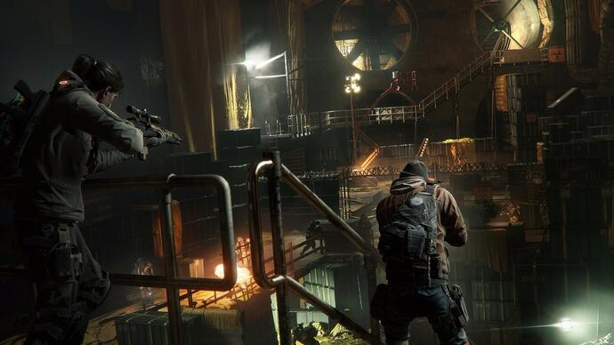 The Division update 1.7 voegt Global Eventstoe