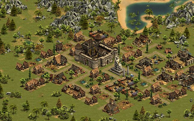 The launch of Forge of Empires for tablet devices was a key moment in InnoGames' transition from browser to mobile