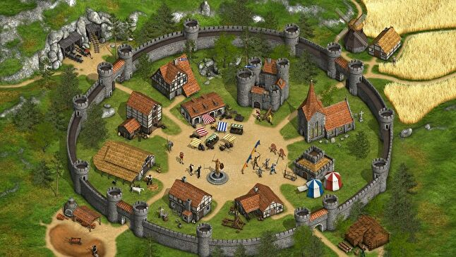 InnoGames launched its first browser game, Tribal Wars, in 2003 - and it's still running today