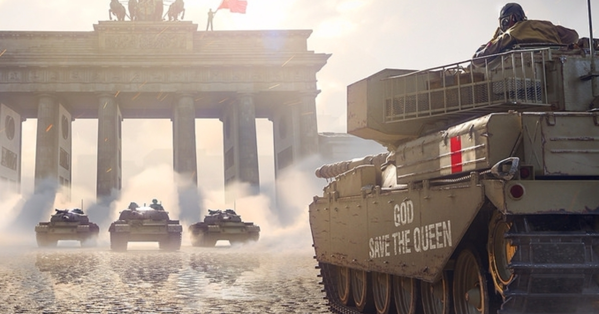 World of tanks gets its first ever single player campaign next week world of tanks gets its first ever single player campaign next week eurogamer gumiabroncs Images