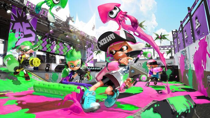 Splatoon 2 sales overtake Crash Bandicoot in the US