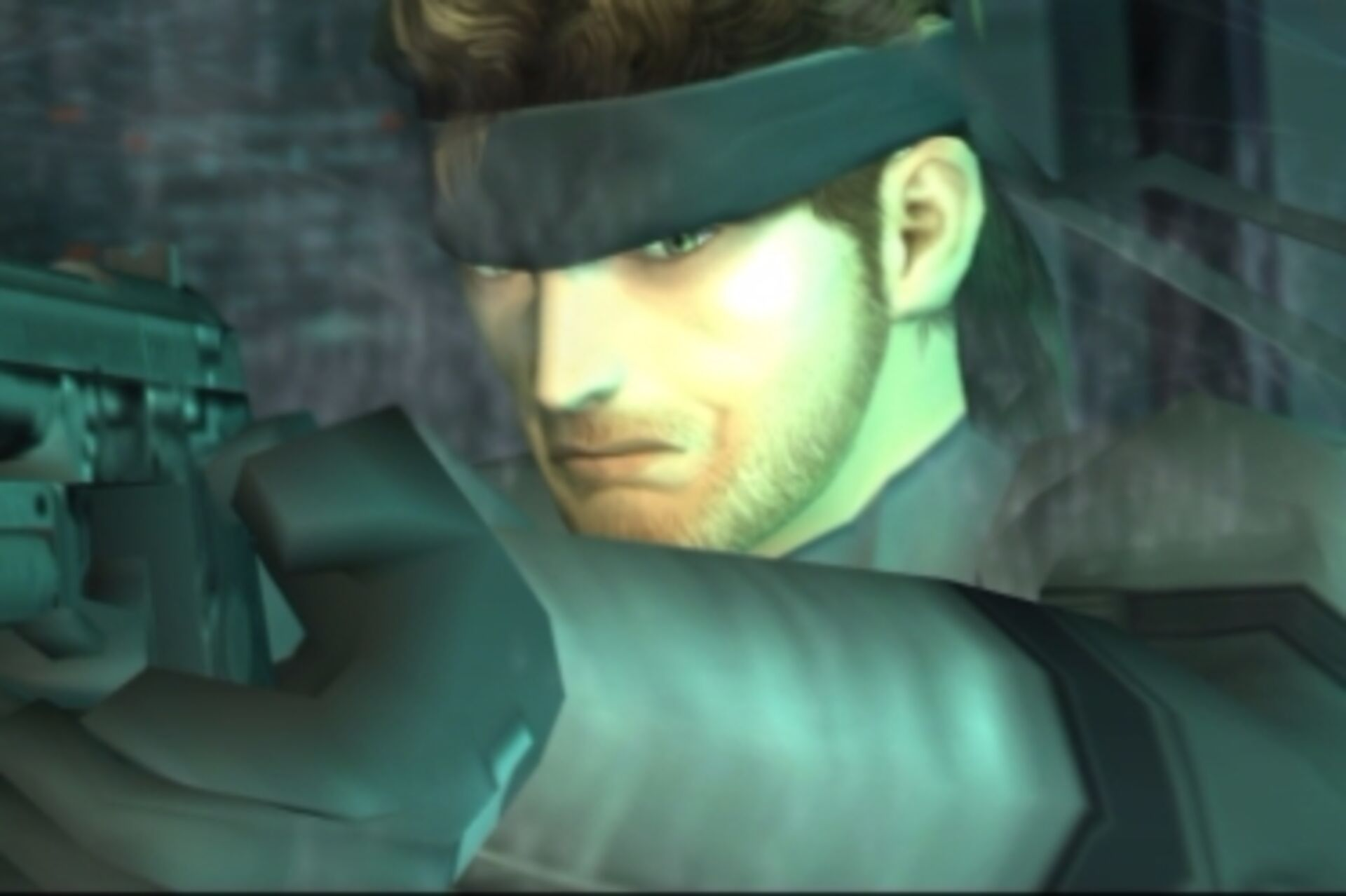 Solid Snake sneaks onto Android in Metal Gear Solid 2 HD for Nvidia