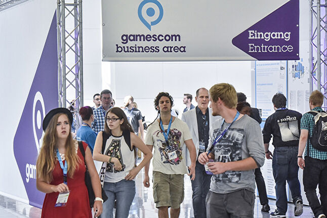 The sheer number of games on show at Gamescom is eye watering