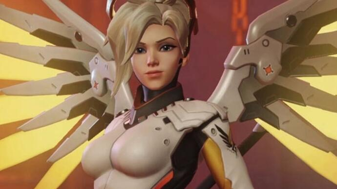 Overwatch update to let Mercy resurrect players as a regularmove