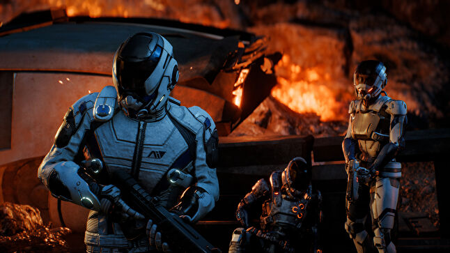Will EA be able to breathe new life into Mass Effect after the Andromeda debacle?