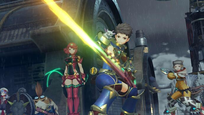 Xenoblade Chronicles 2, ecco 50 minuti di video gameplay