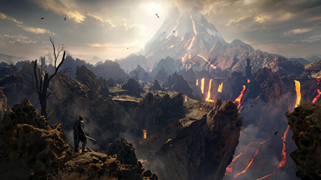 Middle-earth: Shadow of War is being used to push Xbox One X's graphical capabilities