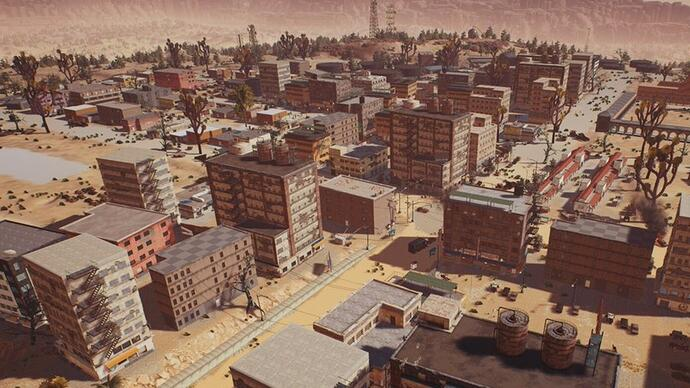 PlayerUnknown confirms desert map will be 8x8 km