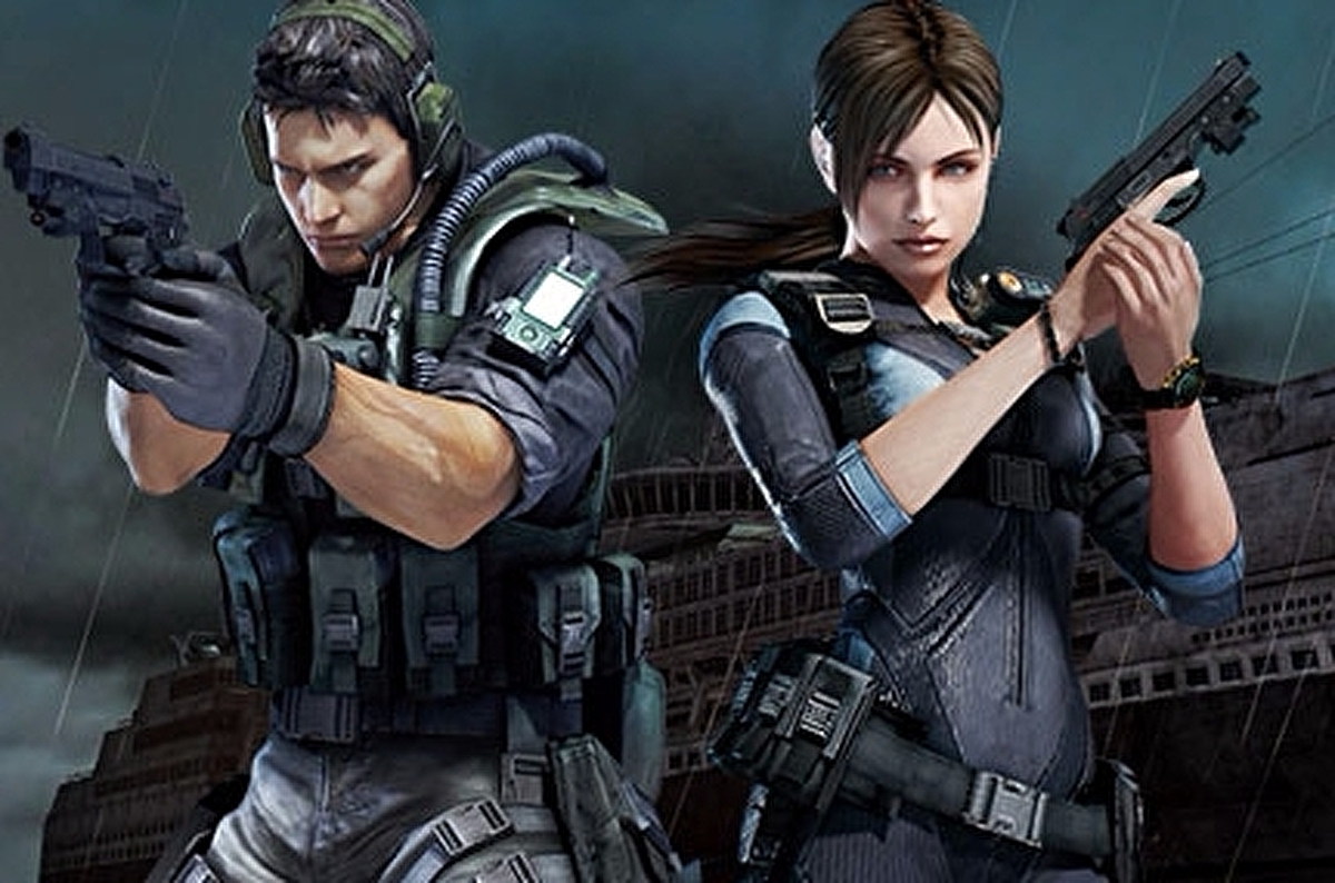 Resident Evil Revelations - Episode 4, A Nightmare Revisited: Iron