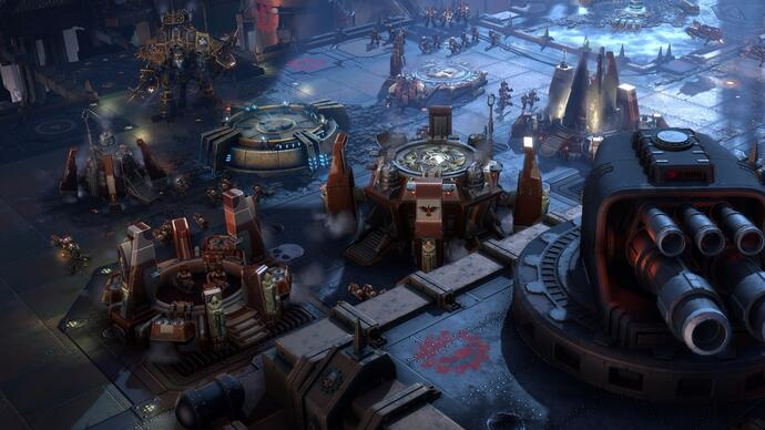 Dawn of War 3 to get modding tools, huge balance update