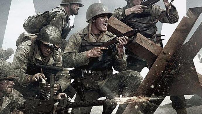 Searching for the past in the Call of Duty: WW2beta