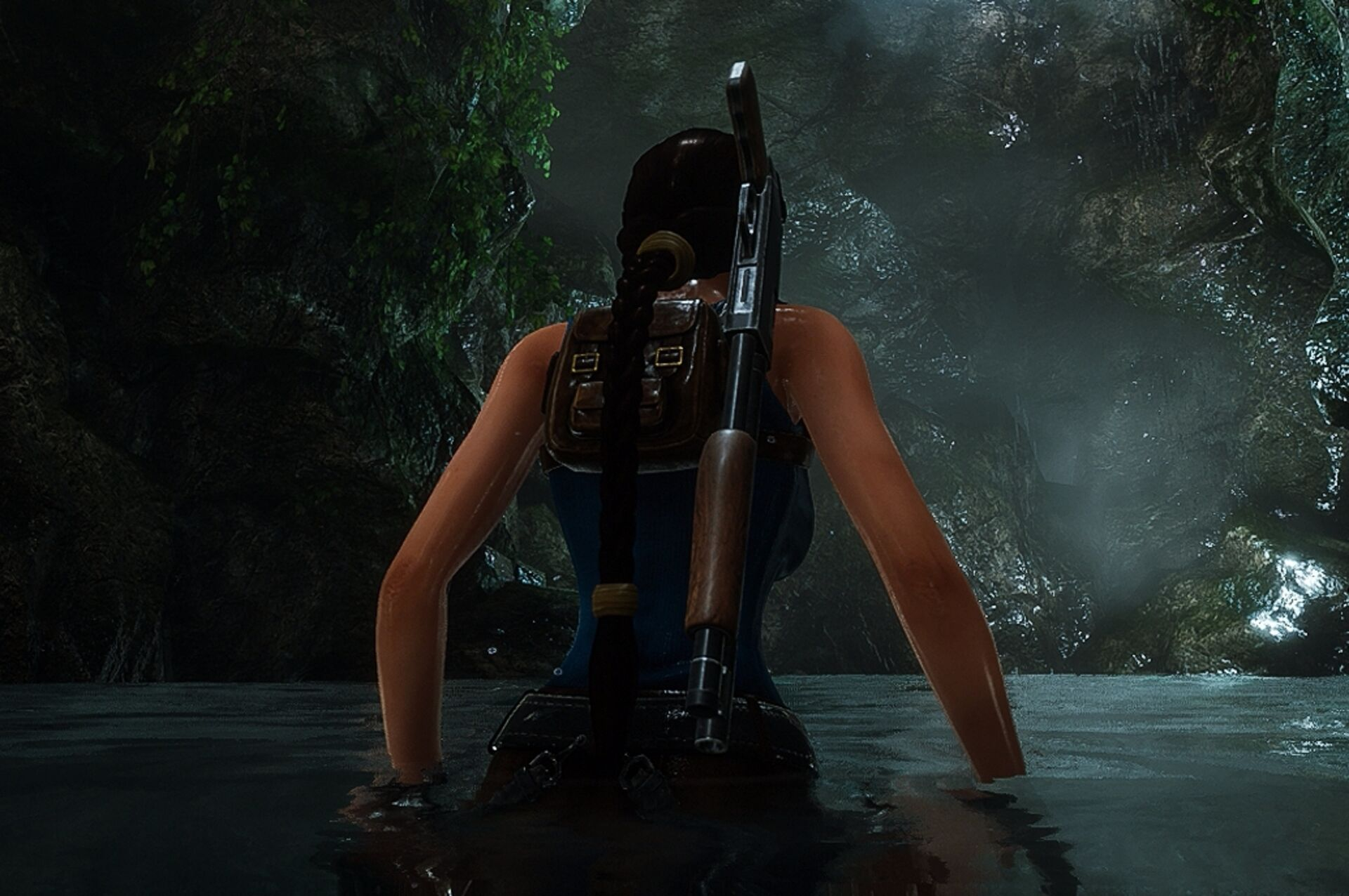 You Can Now Play The Impressive Fan Remake Of Tomb Raider 2