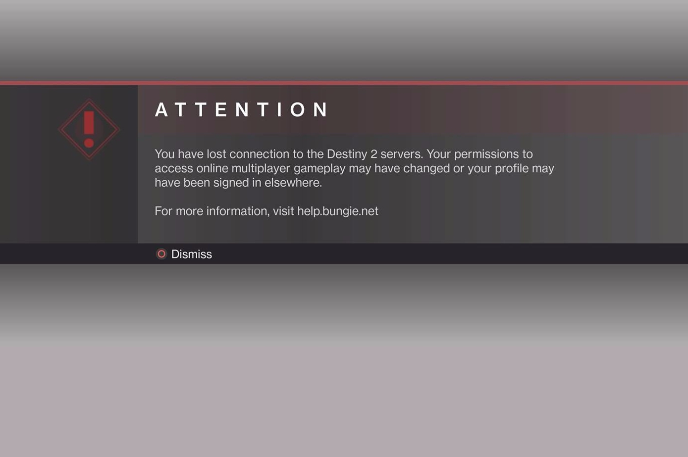 f39a8680a6 Lost connection to the Destiny 2 servers  You re not alone ...