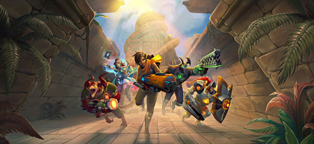 Paladins' community of 15m users are already connecting via Facebook, so the social media aims to cater to their esports needs as well