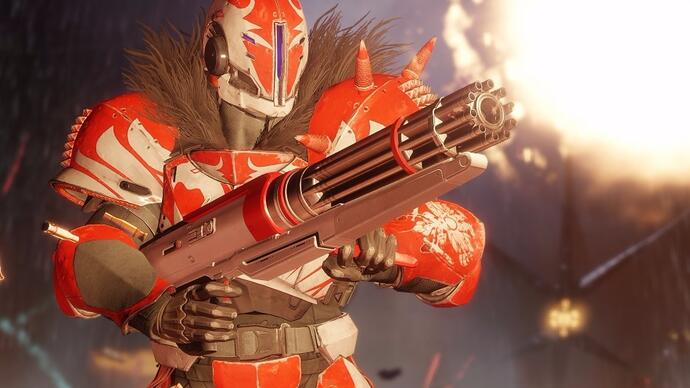 Destiny 2 physical sales down by half from Destiny 1