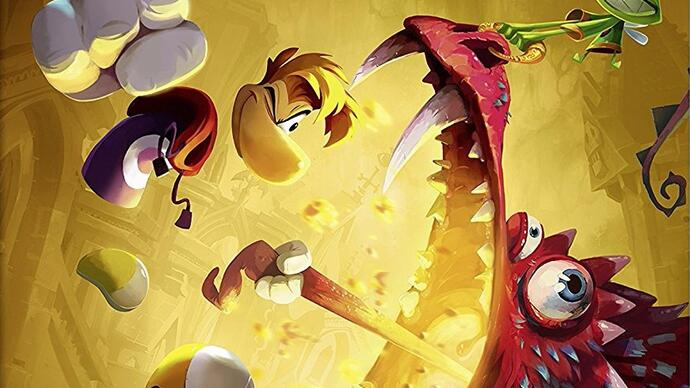 Rayman Legends: Definitive Edition - Test