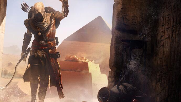 Assassin's Creed Origins mostra trailer para os inimigos