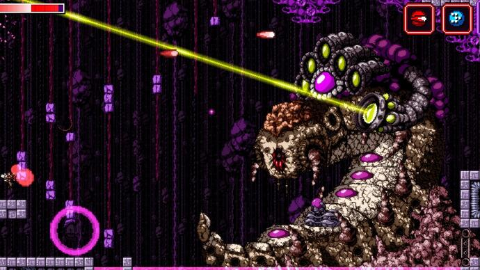 Axiom Verge to launch early on Switch eShop following retail release delay