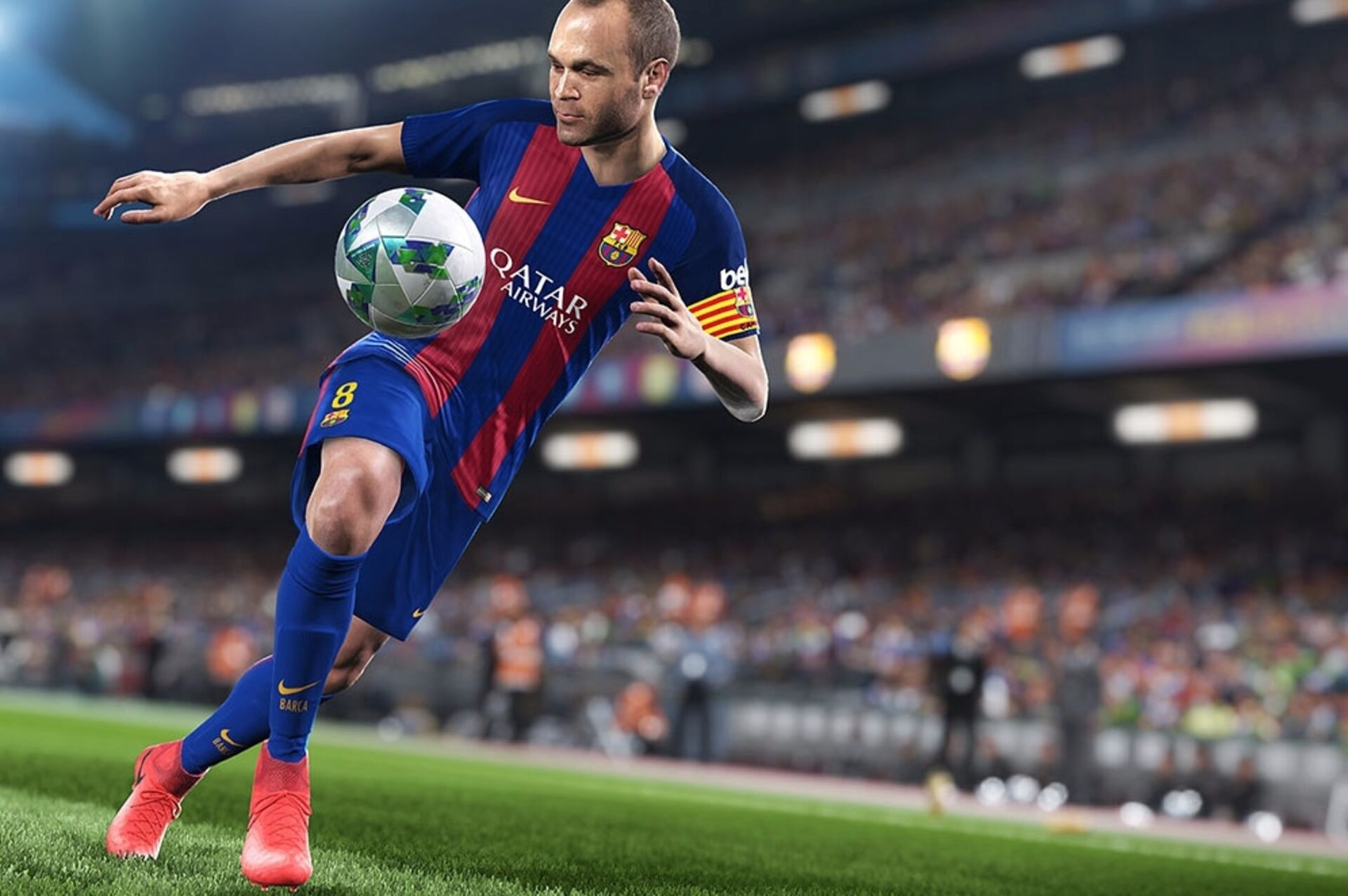 PES 2018 review • Eurogamer net
