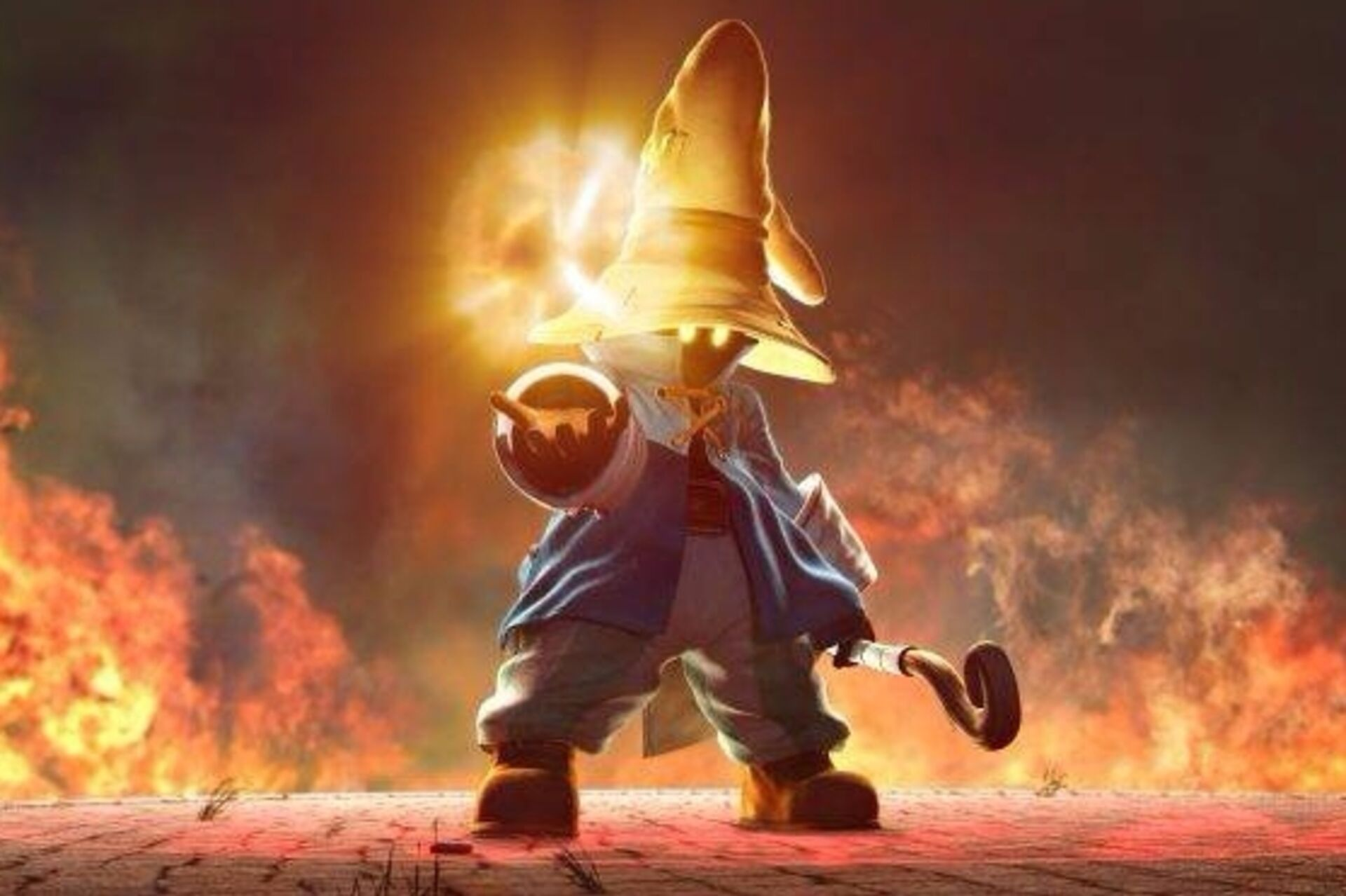 Final Fantasy 9 gets PlayStation 4 re-release • Eurogamer net