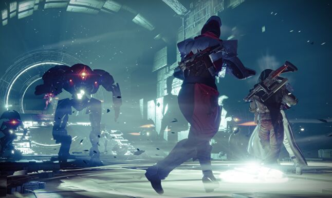 Destiny 2's campaign missions are much more cohesive and satisfying than the original's, although the story could still be improved