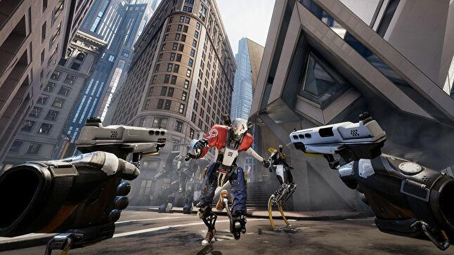Facebook's huge investment in the VR ecosystem has given rise to some of its best games so far, like Epic's Robo Recall
