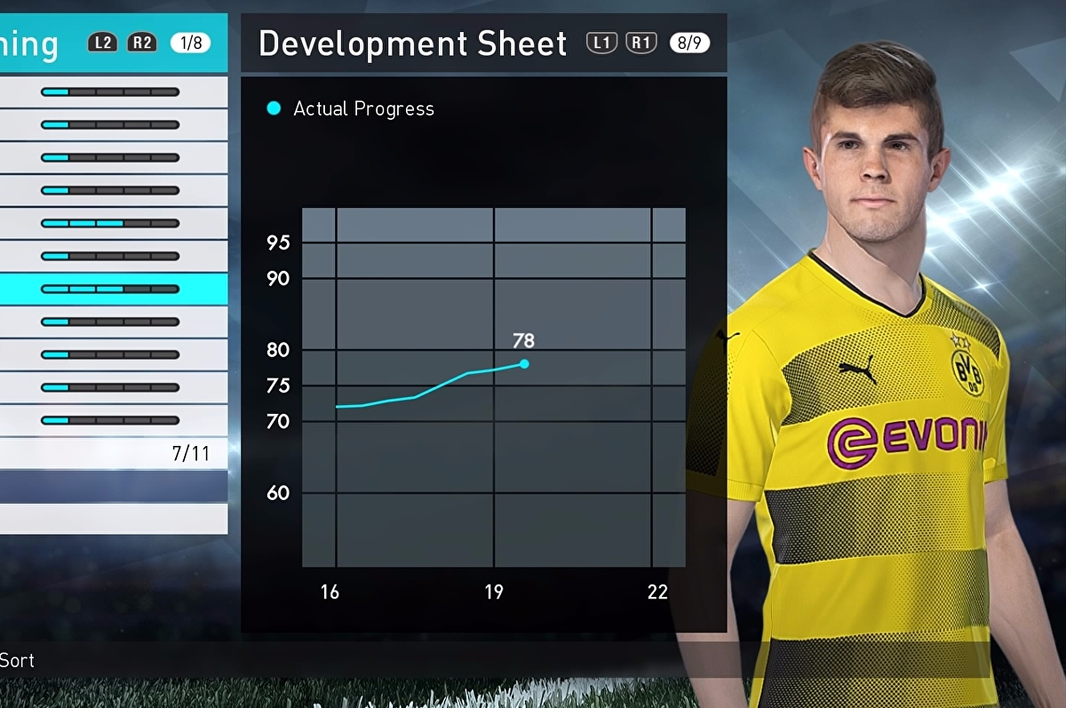 🌱 Best pes 19 ps4 option file   Option Files & Patches  2019-04-21