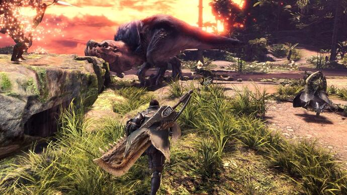 Monster Hunter World: nuovo video di gameplay dal Tokyo Game Show2017