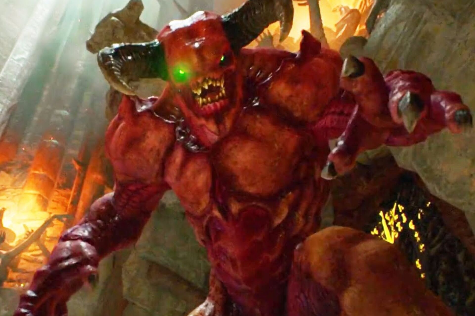 Digital Foundry: Hands-on with Switch's 'impossible' Doom