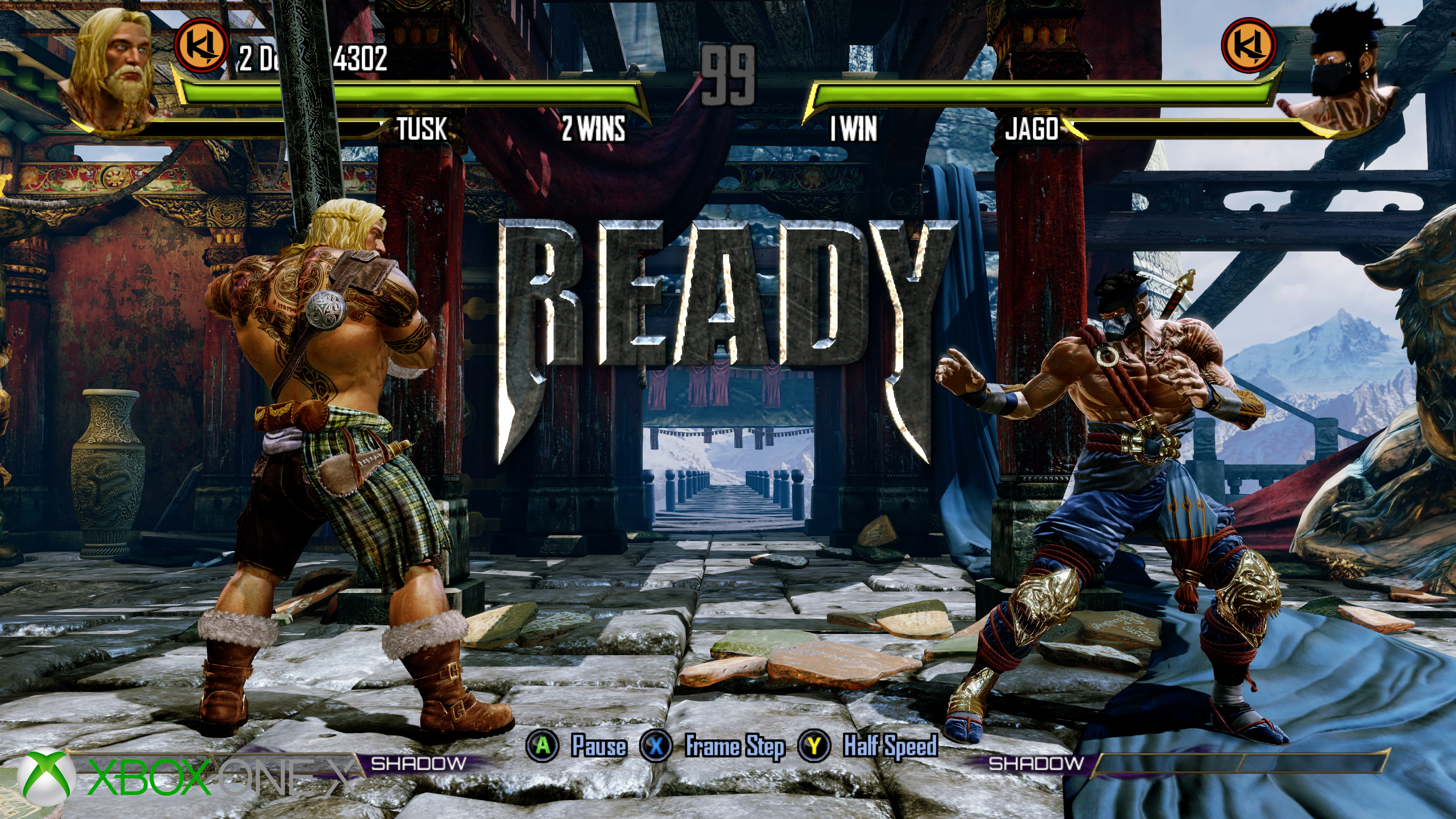 Xbox One X Killer Instinct delivers the first 4K console ...