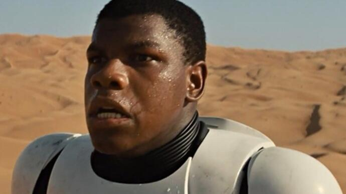Star Wars film actor John Boyega narrates new Battlefront 2 trailer