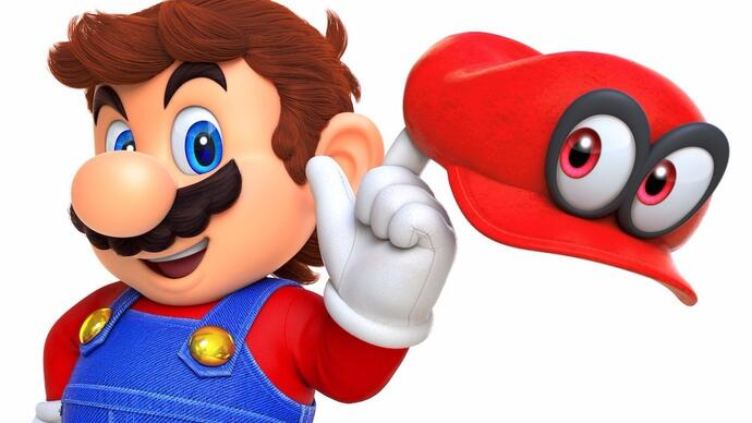 Super Mario Odyssey: il Seaside Kingdom è il protagonista del nuovo video gameplay