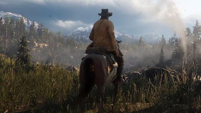 Red Dead Redemption 2 trailer onthulthoofdpersoon