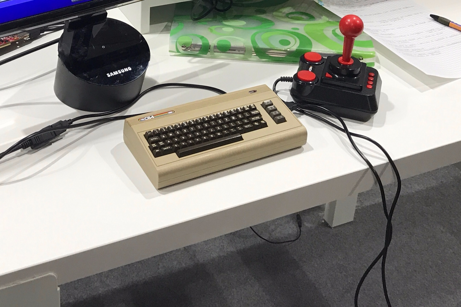 C64 mini ps3 controller | Commodore 64 Appreciation Thread  2019-01-21