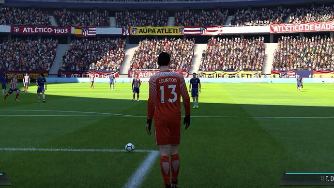 FIFA 18's first big patch tackles goalkeepers andshooting