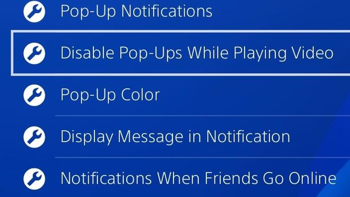 PlayStation 4 firmware update 5.0released