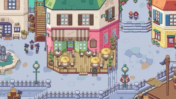 Chucklefish conjures up new details on its mysterious magic schoolsim