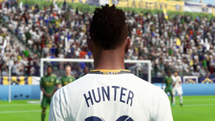 FIFA 18 The Journey Hunter Returns Walkthrough