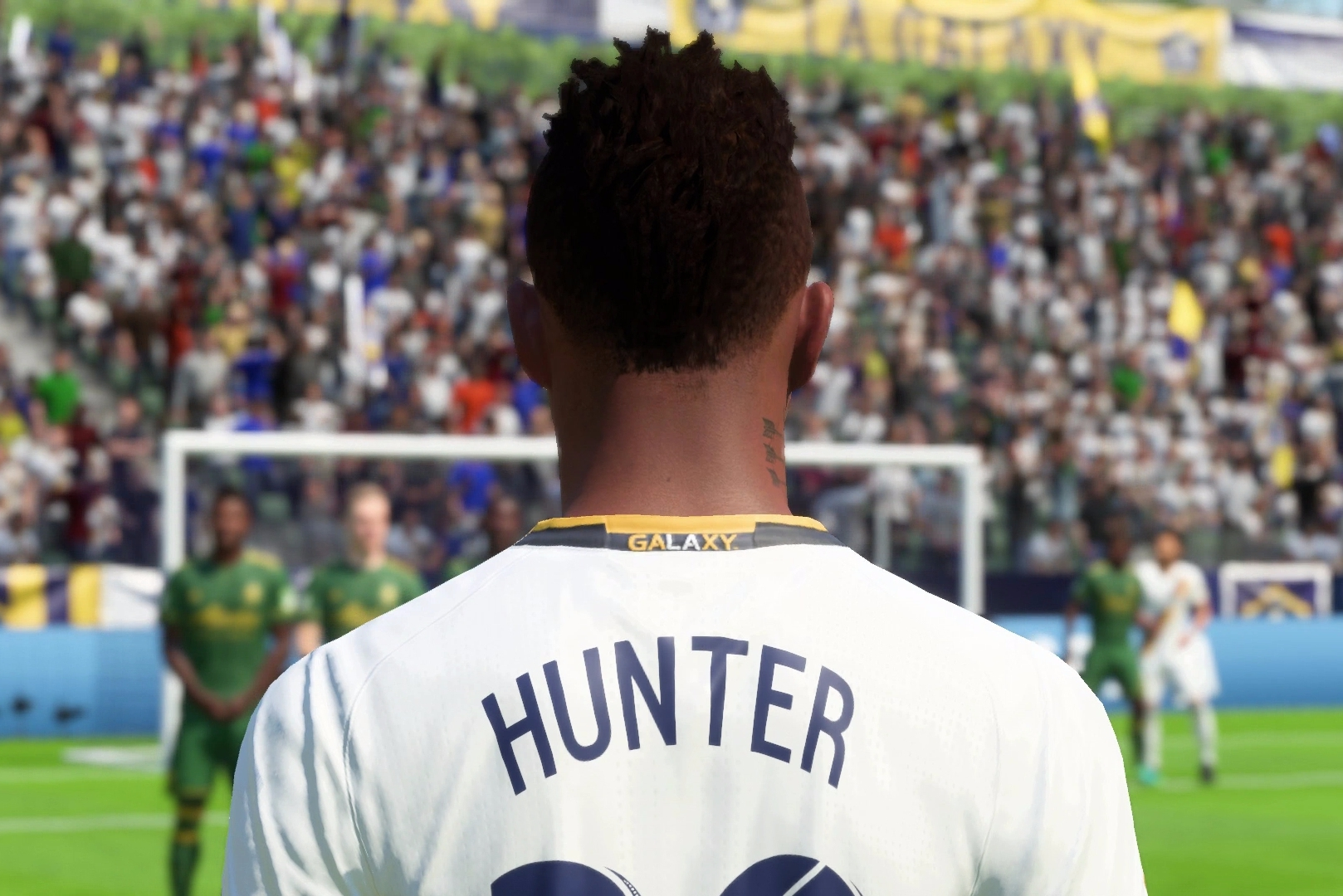 68e79422b FIFA 18 The Journey  Hunter Returns Chapter 3 - A New Galaxy objectives