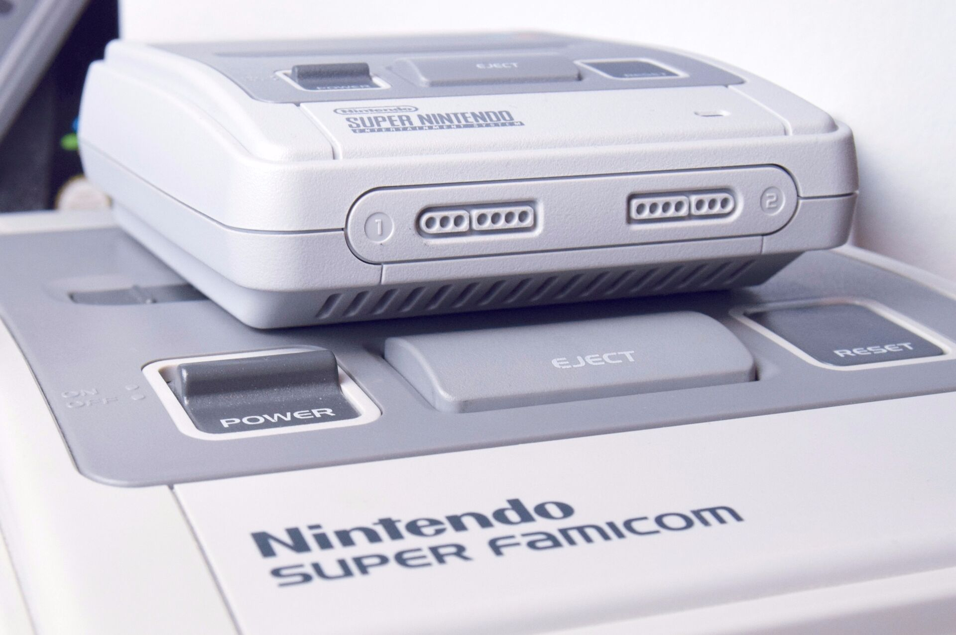 SNES mini already hacked to play downloaded games