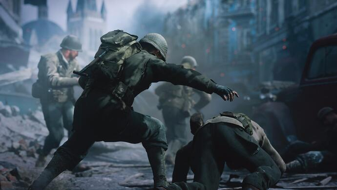 PC gamers hope for improvements after hackers and performance issues mar the Call of Duty: WW2 beta