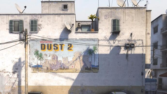 Valve updates Counter-Strike's most iconic map