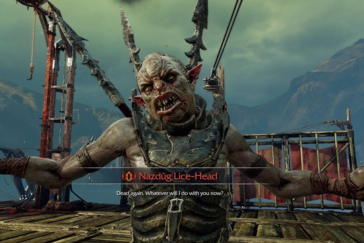 Shadow of War Nemesis Forge - how to import your Nemesis and Follower from Shadow of Mordor to ...