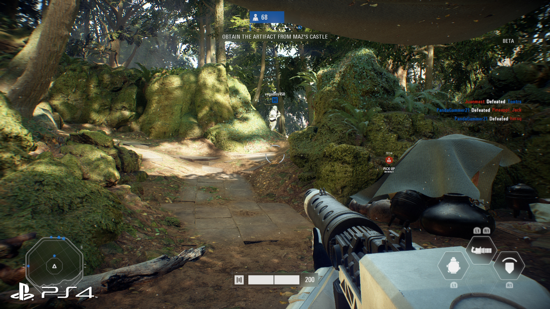 How Star Wars Battlefront 2s Stunning Tech Scales Across Consoles