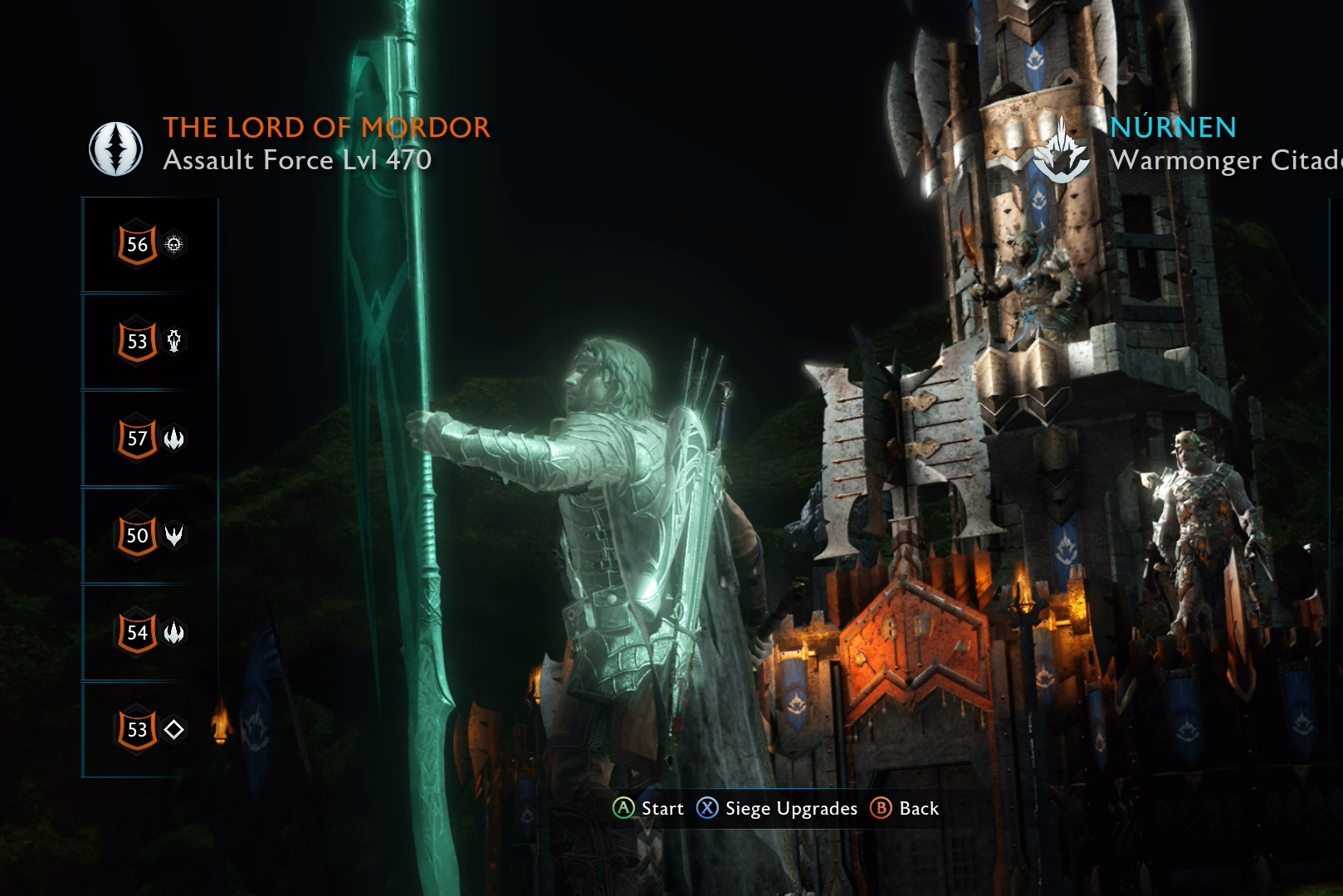 Shadow Of War The Shadow Wars Explained How To Get The True
