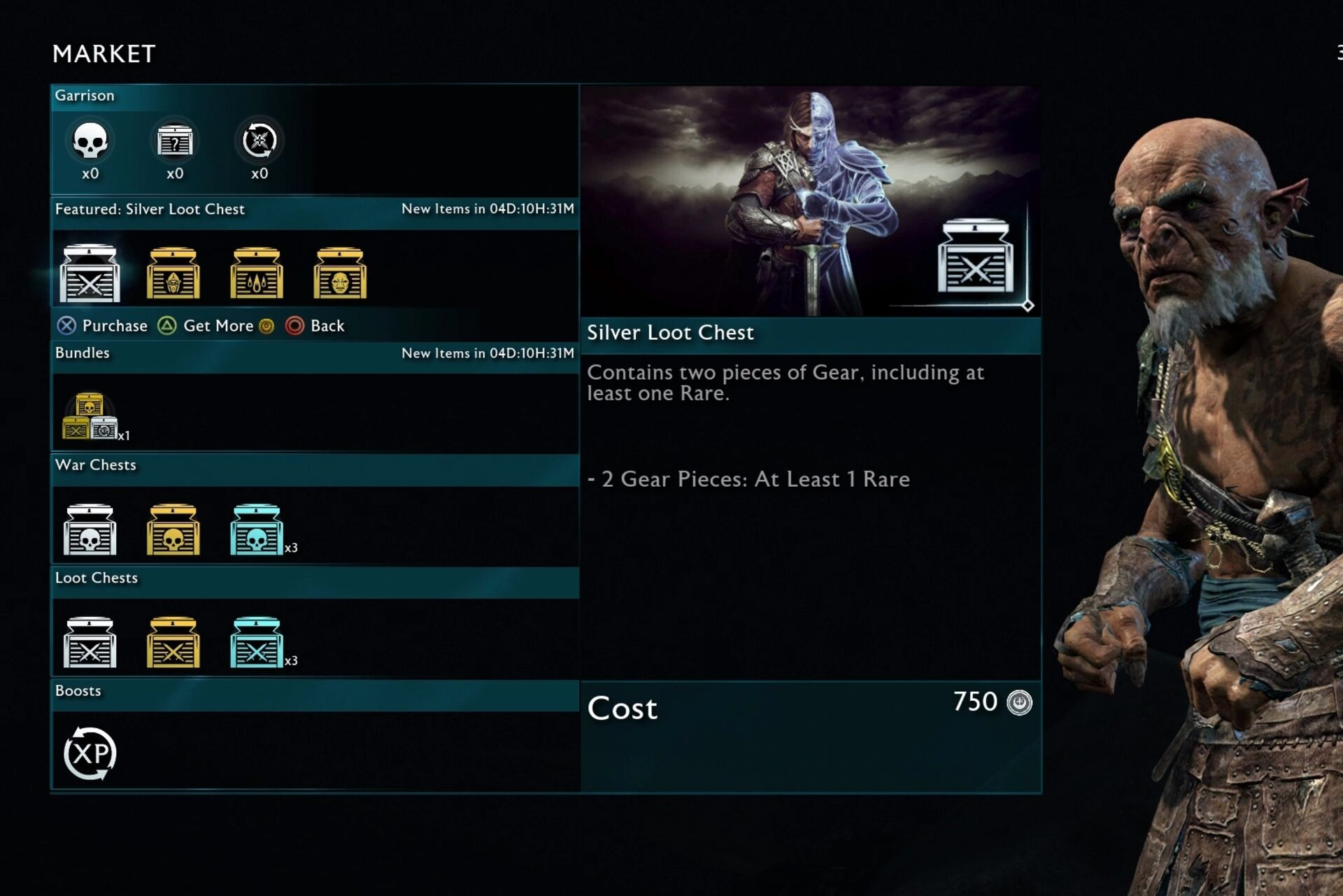 Shadow of War players are using tricks and cheats to combat