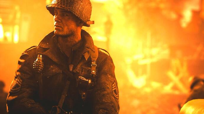 Call of Duty: WWII recebe trailer liveaction